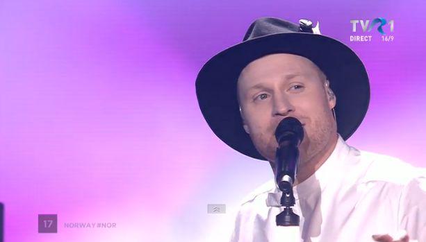 Jowst, din Norvegia, in finala Eurovision 2017