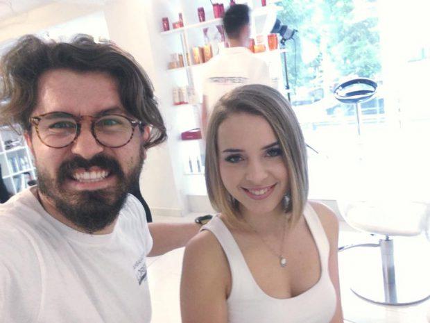 Reprezentanta României la Eurovision și-a donat părul. Cum arată acum Ilinca Băcilă