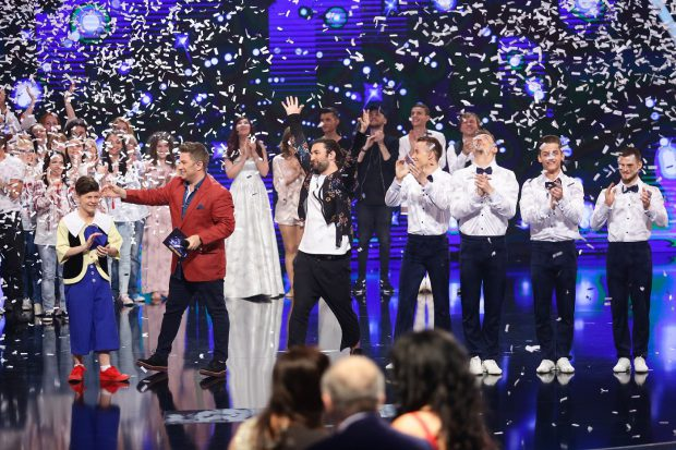 A patra semifinală Românii au talent. Cine merge mai departe în marea finală