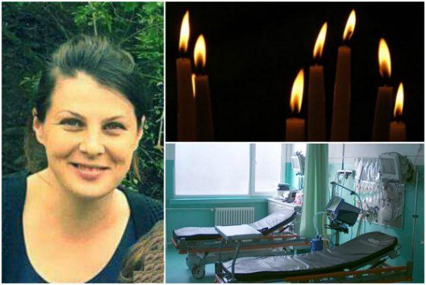 a murit după o operație de cezariană în județul Arad