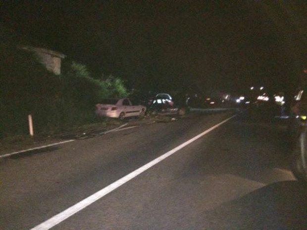 Viceprimarul din Caransebeș, implicat într-un accident cu trei morți pe Valea Cernei