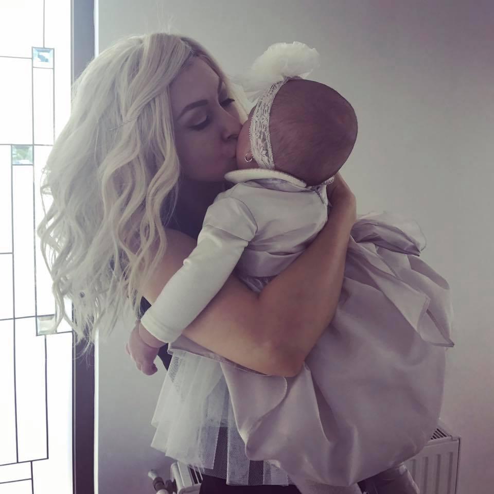 Ce ritual are Andreea Bălan cu fiica ei. În fiecare seară face asta