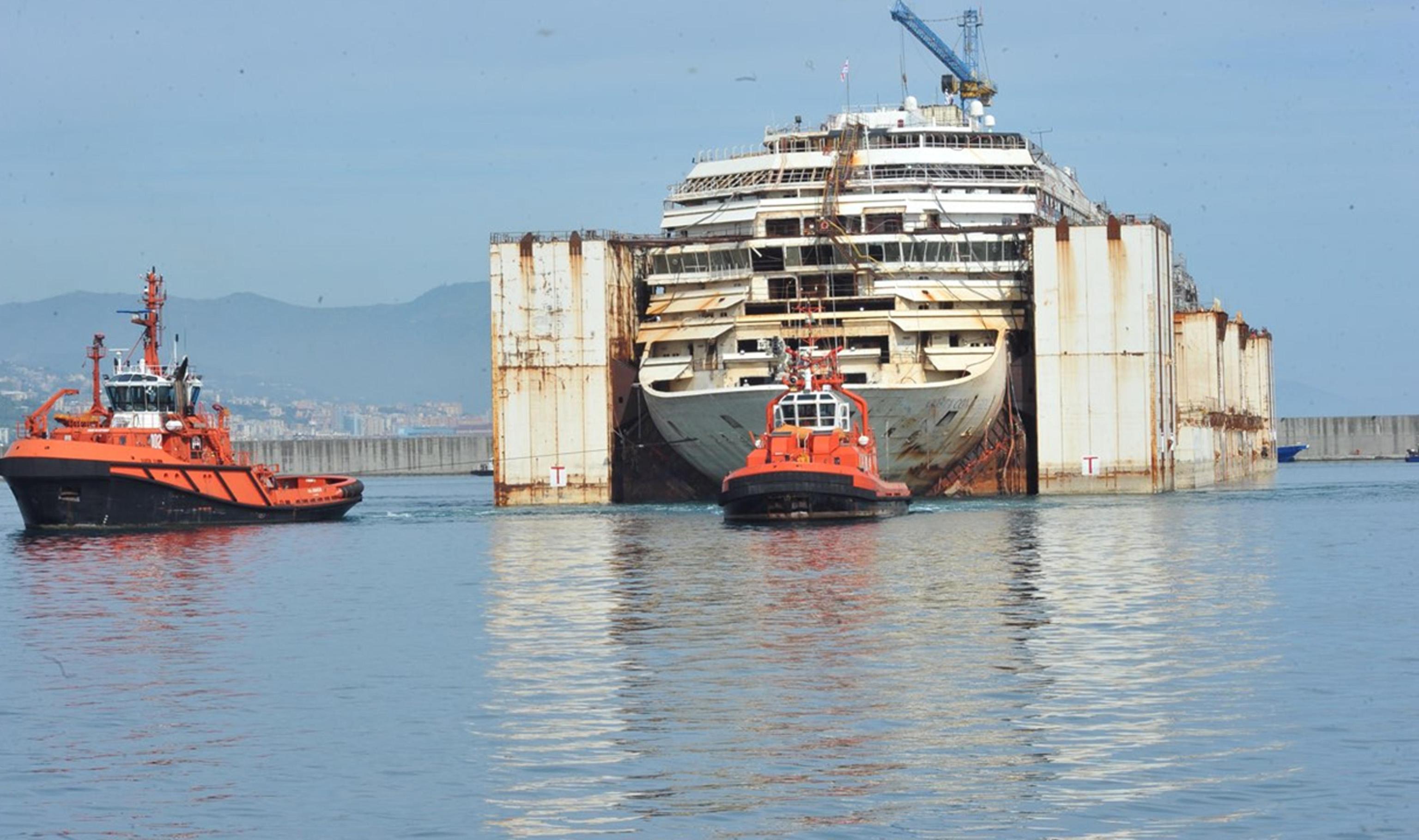 Naufragiu Costa Concordia   Căpitanul Francesco Schettino a fost condamnat definitiv la 16 ani de închisoare