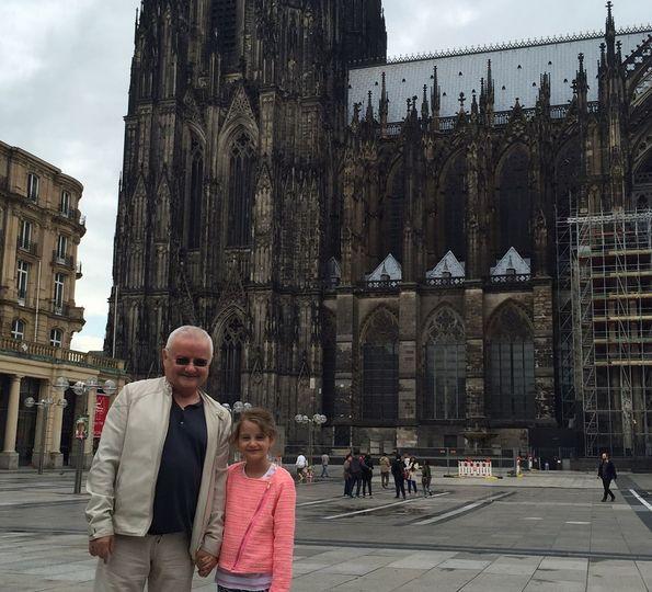 Irinel Columbeanu împlinește 60 de ani. Cel mai frumos schim de replici între omul de afaceri și fiica sa