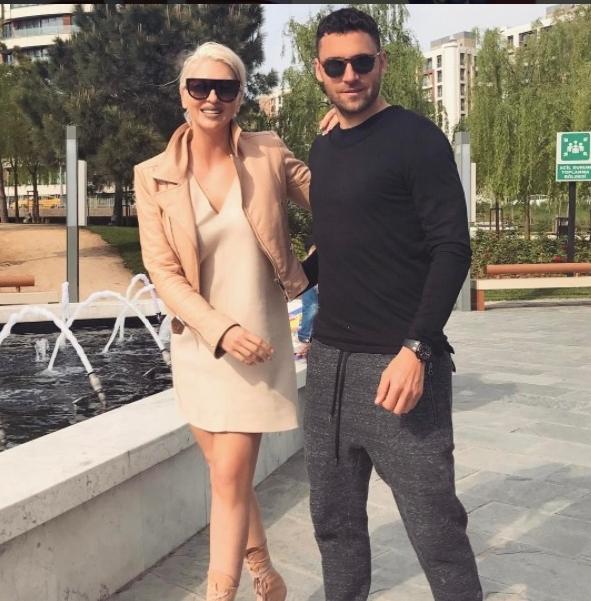Jelena Karleusa și Dusko Tosici