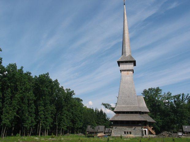 Mănîstirea Peri din Săpânța / FOTO: crestinortodox.ro