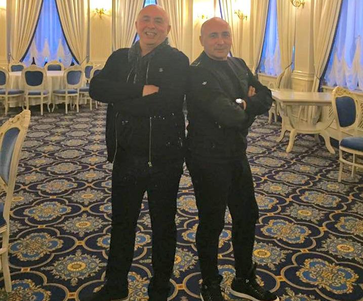 EXCLUSIV/ A cântat cu Joe Cocker și a ajuns «la mâna» lui Marcel Pavel! Fratele celebru în lume al artistului se lansează în România