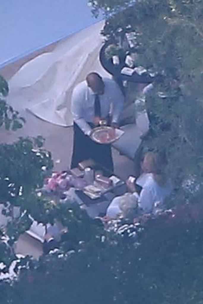 Miranda Kerr şi Evan Spiegel s-au căsătorit