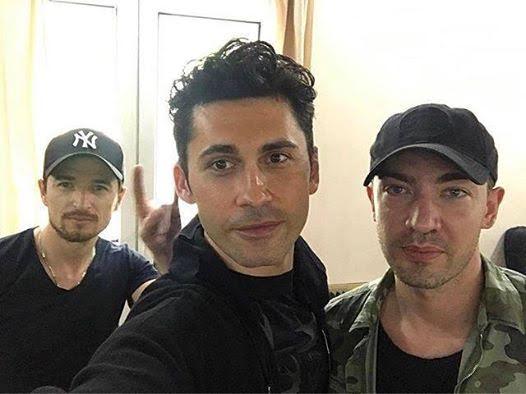 FOTO EXCLUSIV/ Prima poză cu O-Zone după 12 ani! Cât de mult s-au schimbat Dan Bălan, Radu Sârbu și Arsenie Todiraș