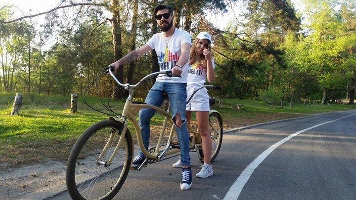 FOTO EXCLUSIV/ Peripeții pentru Ilinca și Alex Florea la Kiev. Cu ce s-au ocupat reprezentanții României la Eurovision înaintea semifinalei de pe 11 mai