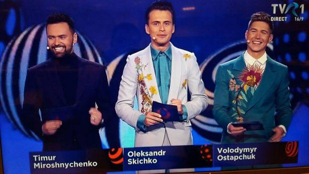 prezentatori eurovision 2017