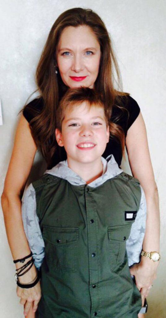 Romanița Iovan dă detalii despre fiul ei. Albert nu vrea să urmeze cariera tatălui său