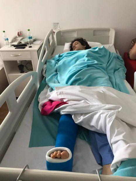 Băiatul lui Daniel Onoriu, operat de urgență. În ce stare este tânărul acum