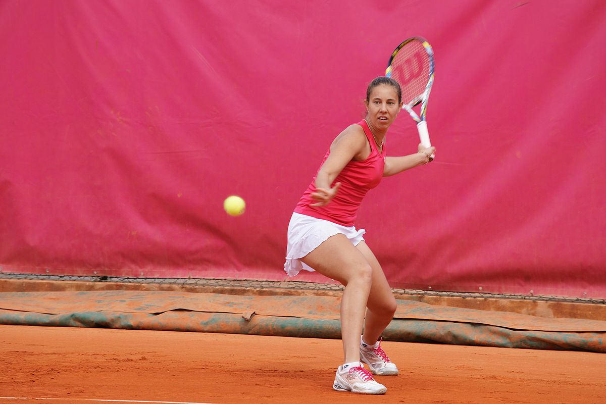 Mihaela Buzărnescu a câștigat turneul de tenis de la Izmir…