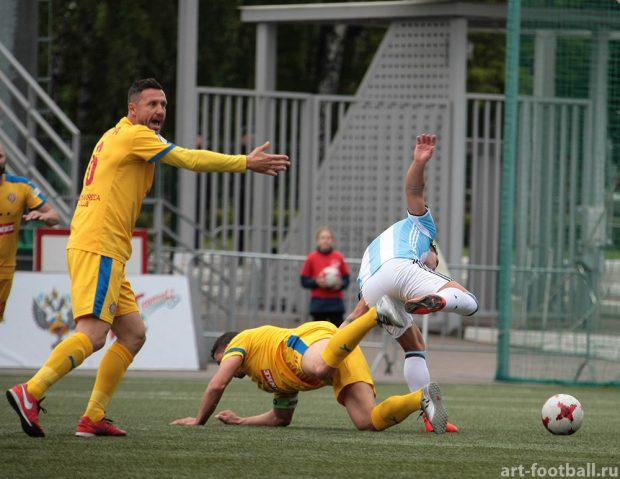 Pe ce loc a terminat naționala artiștilor fotbaliști la Campionatul Mondial - Moscova Art Football 2017. Temișan, Enache și Kamara au impresionat prin muzica lor / FOTO