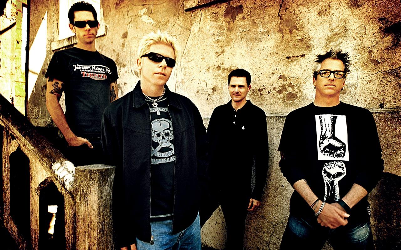 Legendara trupă americană The Offspring, cap de afiș la cel mai mare festival rock românesc-Rock The City