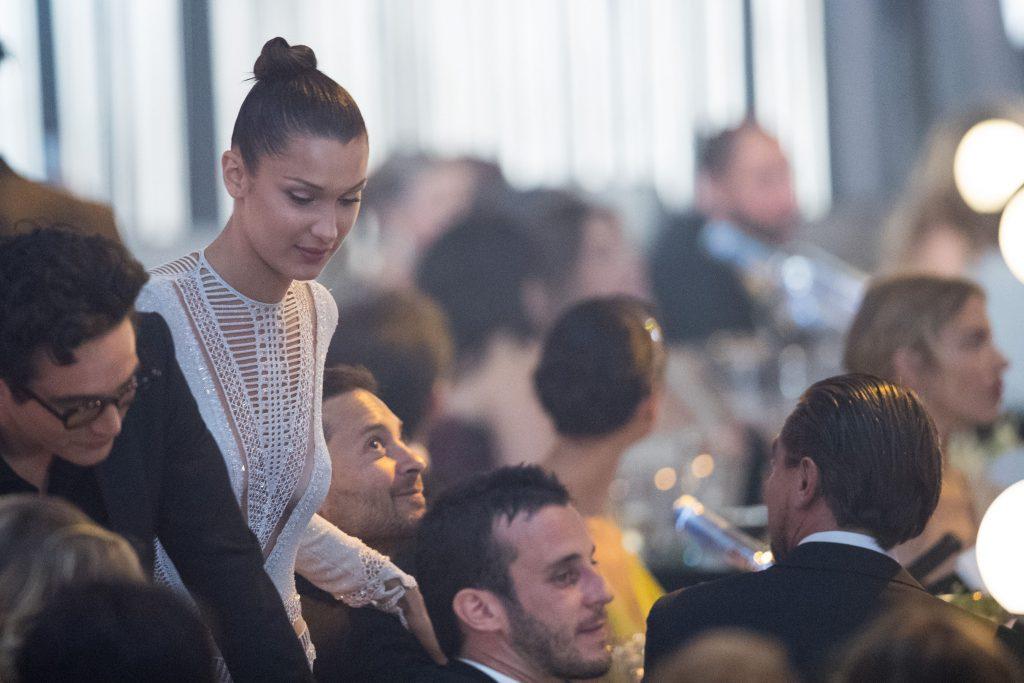 FOTO  Bella Hadid și Leonardo DiCaprio ar avea o relație