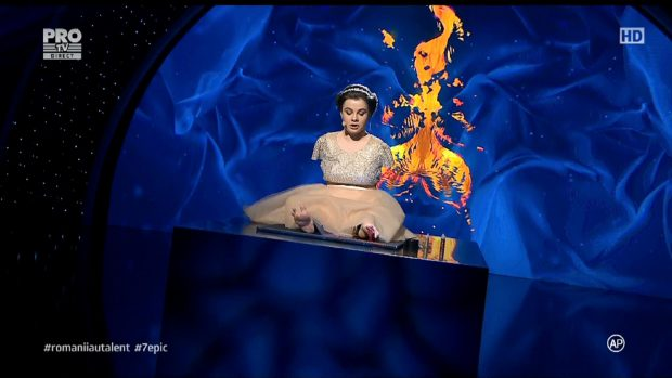 """VIDEO/ Cea mai mare dorință a lui Lorelai Moșneguțu. """"Vreau ca la 18 ani să..."""""""