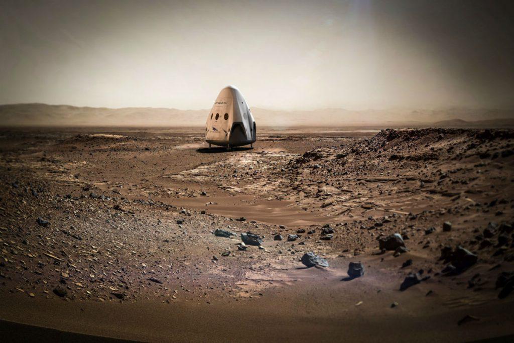 Elon Musk vrea să construiască un oraș de 1 milion de locuitori pe Marte