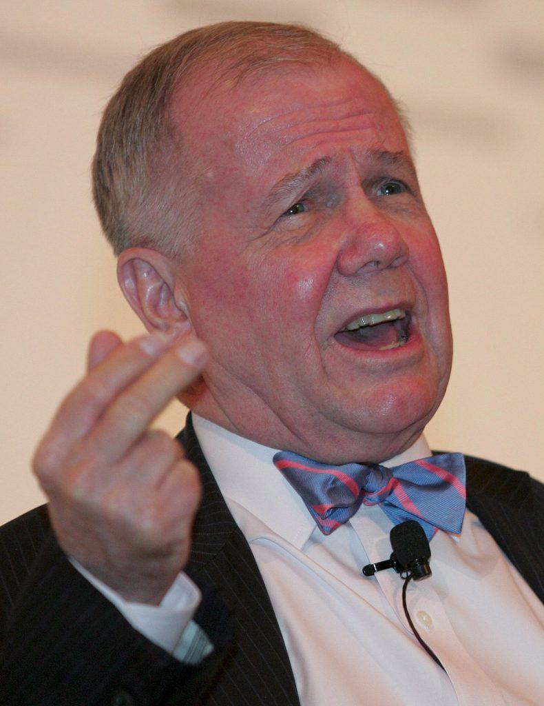 Urmează cea mai mare criză economică- Jim Rogers