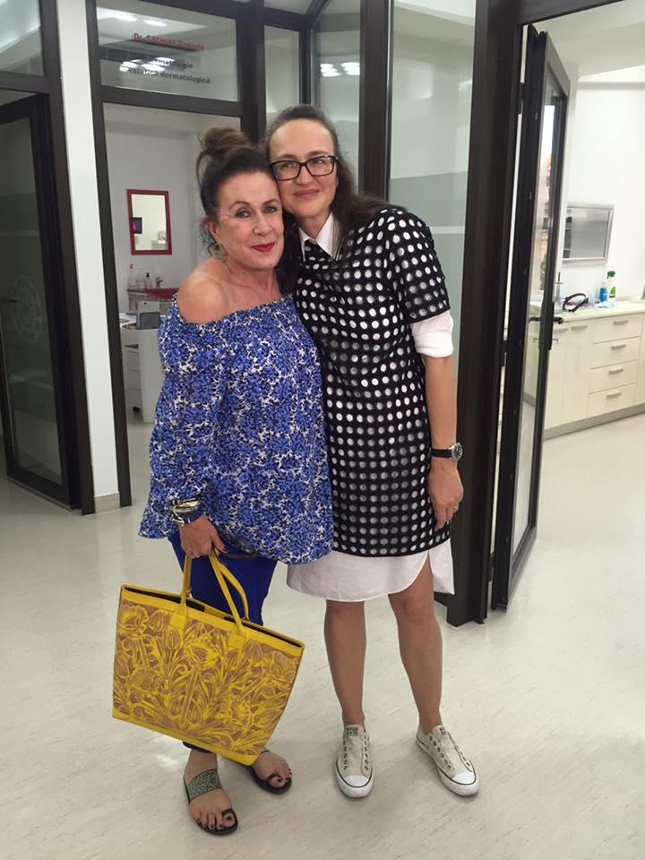 """Motivul pentru care a venit """"Regina telenovelelor"""" Laura Zapata în România. Sora Thaliei și-a refăcut fața"""
