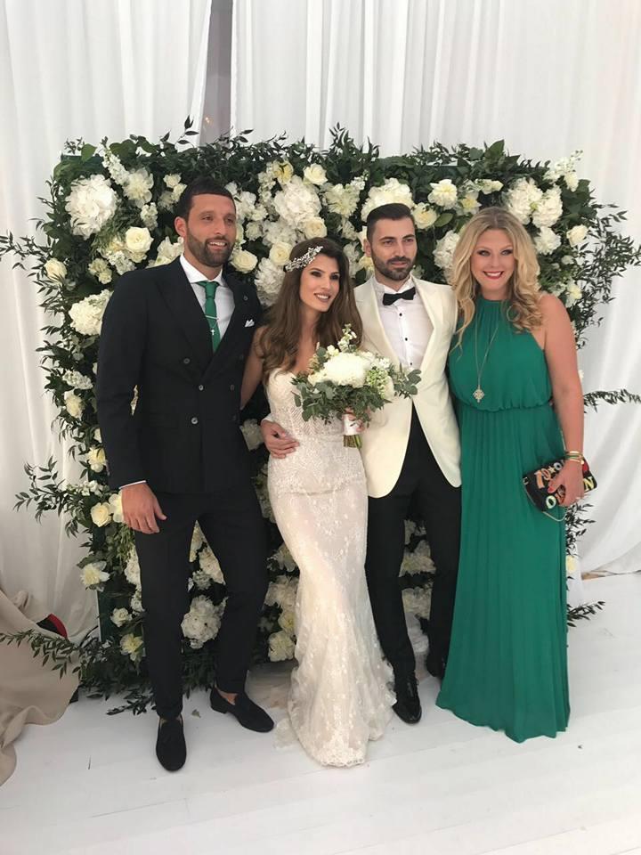 Cele mai frumoase imagini de la nunta fetei lui Stelian Ogică. Ce nu s-a văzut la eveniment | FOTO