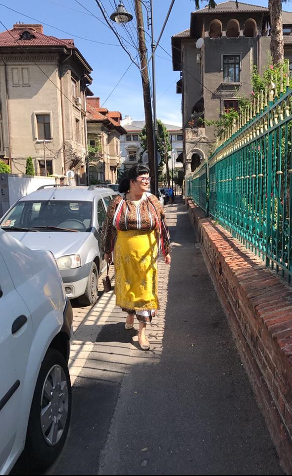 Ozana Barabancea și-a tăiat stomacul. Cum arată la 5 zile după intervenție