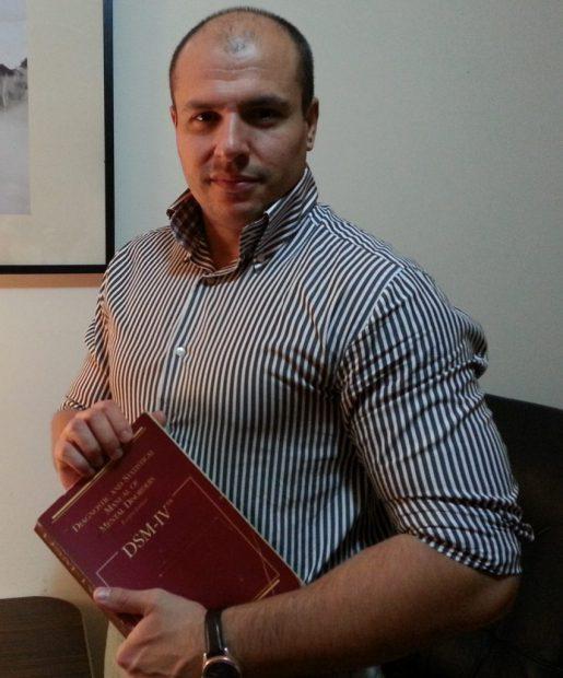 psiholog Cezar Laurentiu Cioc