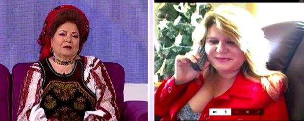 Cântăreața Saveta Bogdan, în lacrimi la tv. Ce s-a întâmplat cu fiica ei, care nu a mai venit în România de 7 ani