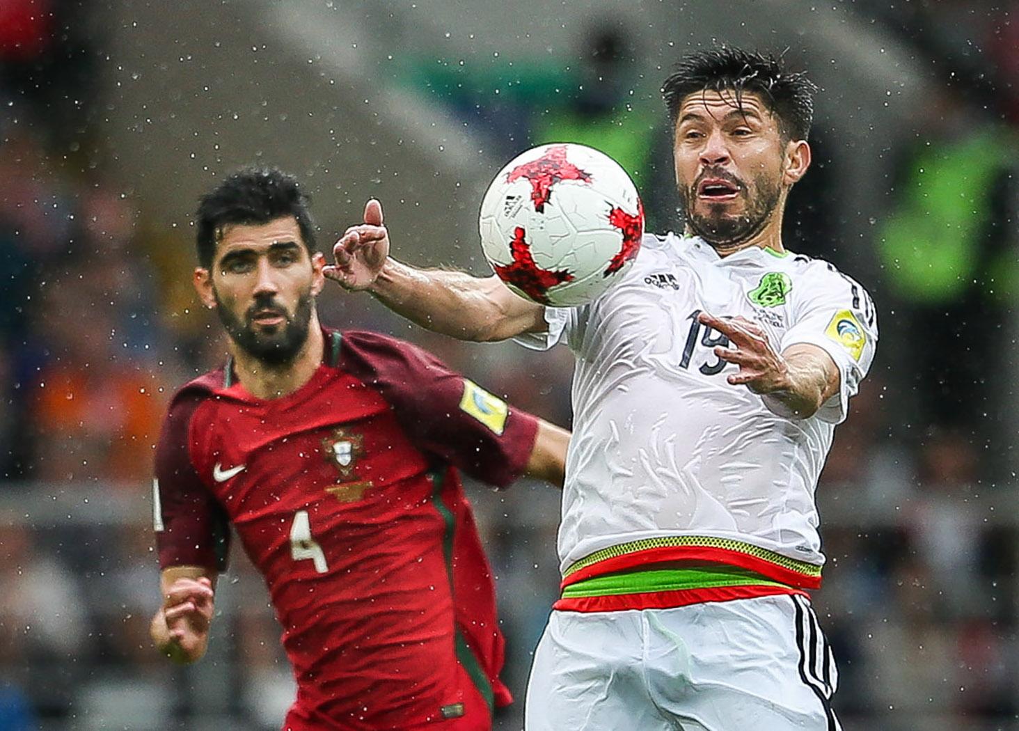 Cupa Confederațiilor 2017. Finala mică Portugalia - Mexic 2-1. Lusitanii au luat bronzul. Rezulatate | FOTO&VIDEO