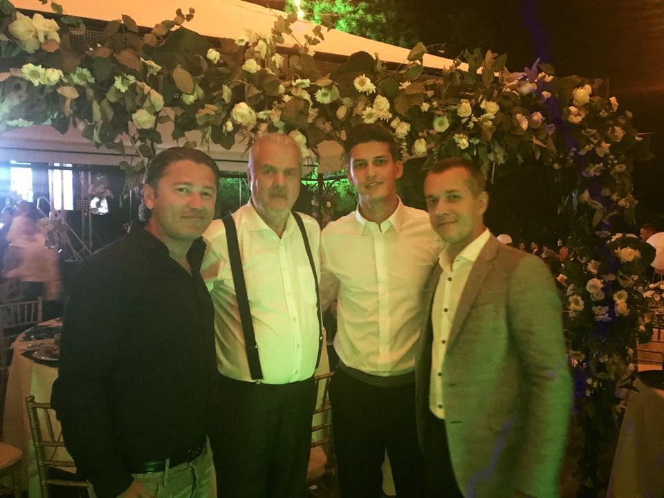 IMAGINI EXCLUSIVE de la petrecerea de botez a lui Nicholas, primul nepot al fostului premier Adrian Năstase