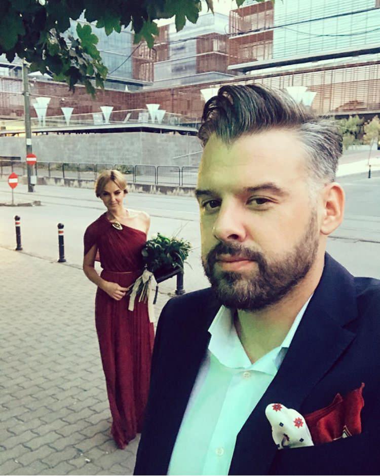EXCLUSIV/ Roxana Ionescu și Tinu Vidaicu s-au împăcat, dar el n-a suflat o vorbă despre căsnicie. Greu de dus la altar!