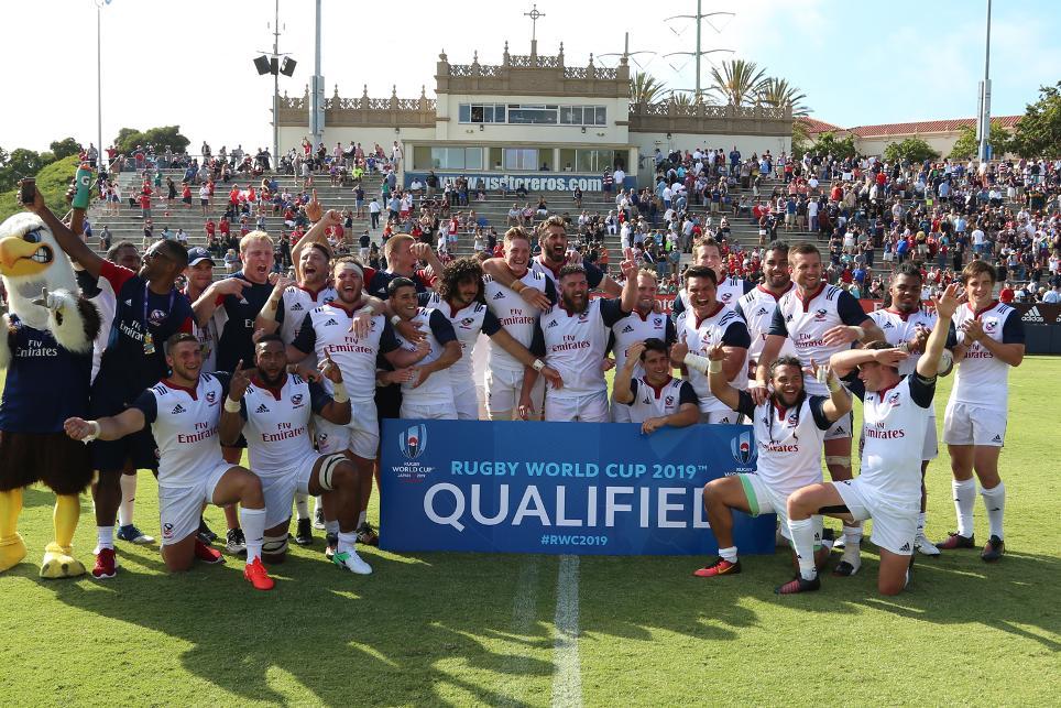 Naționala de rugby a Statelor Unite ale Americii s-a calificat la Cupa Mondială 2019 din Japonia