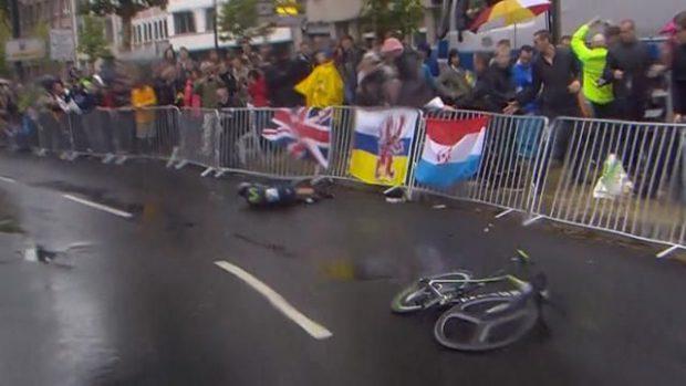 Mesajul ciclistului spaniol Alejandro Valverde după ce s-a operat, în urma accidentării din prima etapă a Turului Franței | FOTO&VIDEO