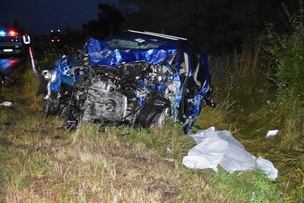 accident cu ambulanța în apropiere de Caransebeș