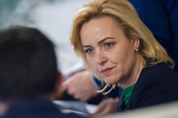 ministrul Afacerilor Interne, Carmen Dan