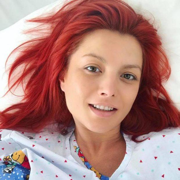 Elena Gheorghe a ajuns de urgenţă la spital