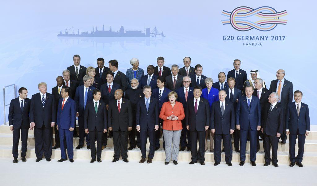 Imagini pentru foto oficial G20 2017