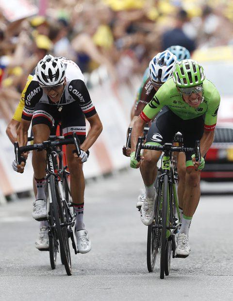 Columbianul Uran câștigă etapa a 9-a în Turul Franței, Chris Froome păstrează tricoul galben