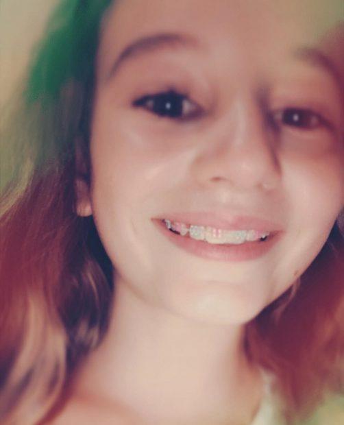 Fetița Monicăi Gabor, la două luni după ce și-a pus aparat dentar. Ce transformare