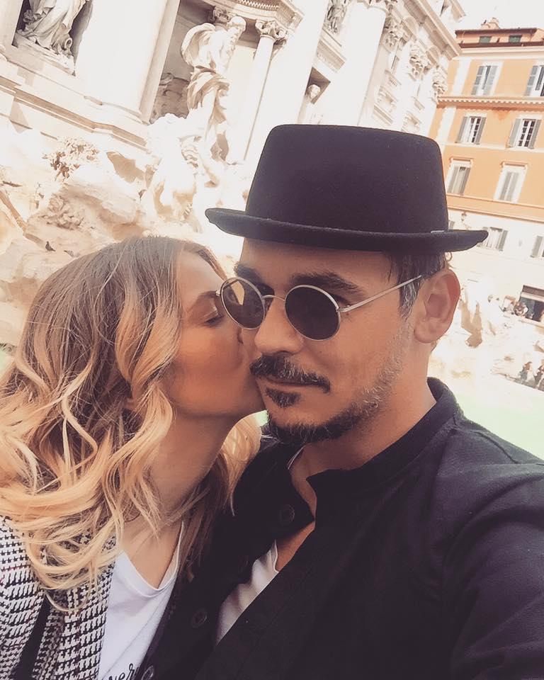 """VIDEO EXCLUSIV/ Răzvan Simion nu o lasă pe Lidia Buble în bucătărie. """"Mi-e teamă să nu se rănească"""""""