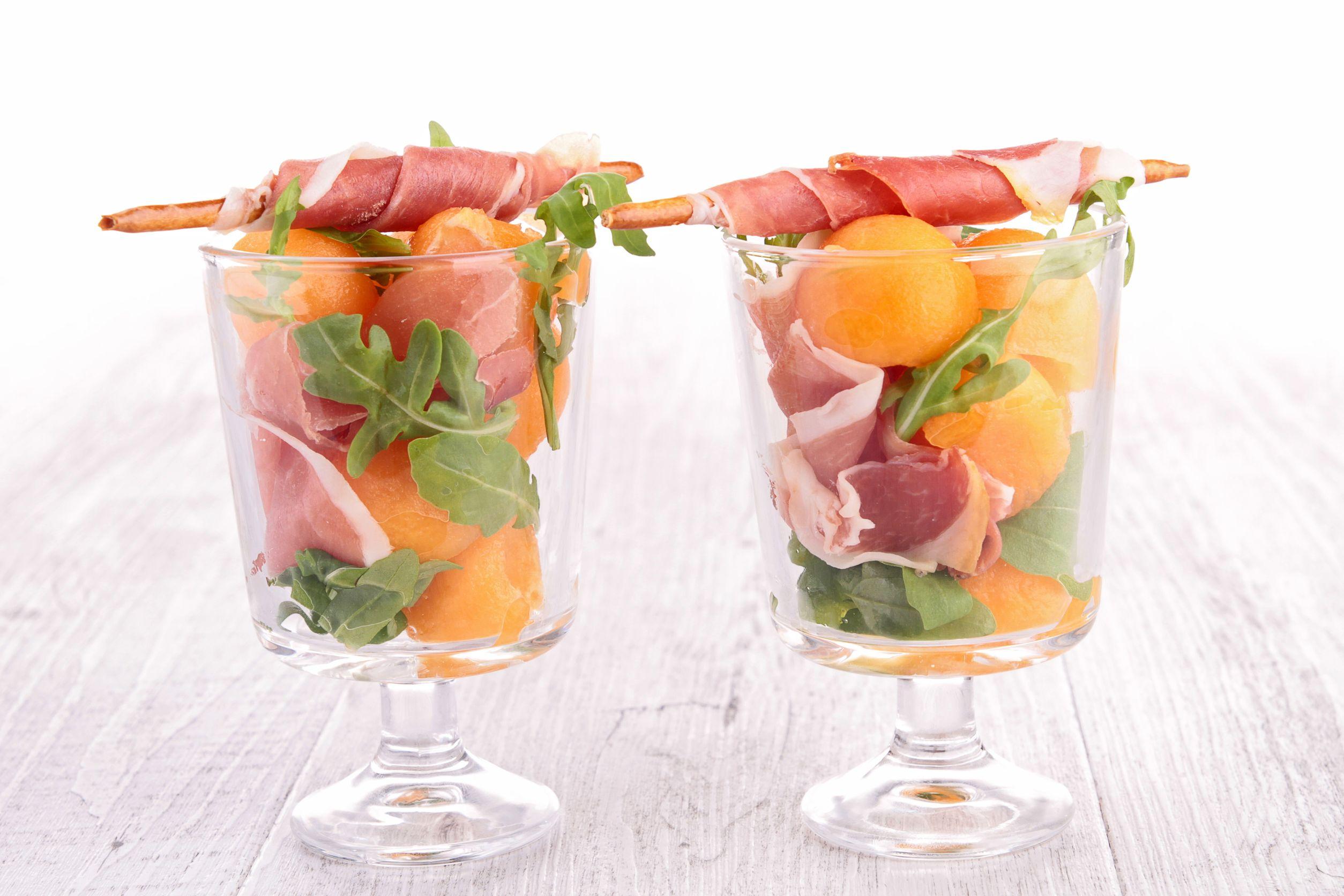 salată cu ruccola