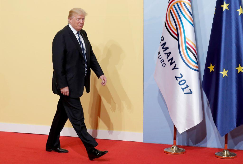 Trump vs cei mai puternici 20 de oameni din lume