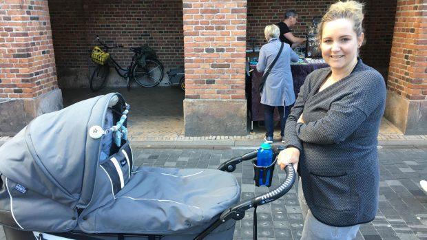 Au furat un căcucior cu tot cu bebeluș! O româncă a declanșat un scandal uriaș în Danemarca după ce a comis o infracțiune vecină cu răpirea