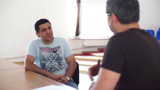 VIDEO EXCLUSIV/ Afaceristul turc Abdullah Ataș se căiește și cere iertare familiei polițistului Gheorghe Ionescu