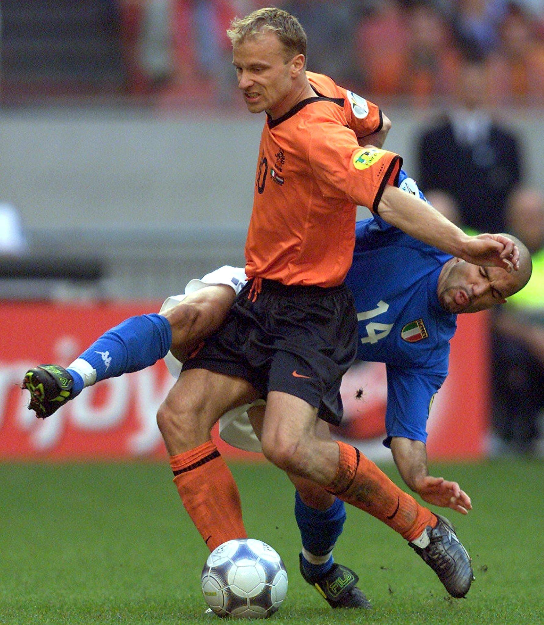 Dennis Bergkamp (FOTO: EPA)
