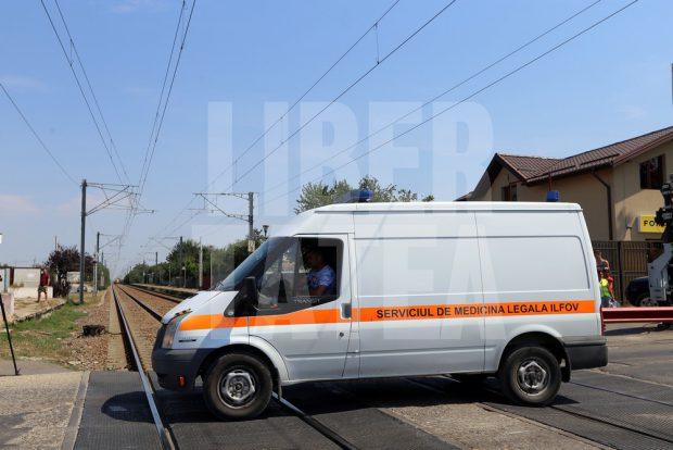Duse înfometate spre moarte Cele trei fetițe ale mamei sinucigașe care s-a aruncat la Brănești cu copiii în fața trenului nu mâncaseră de aproape 20 de ore