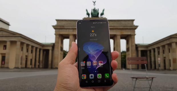 Smartphone-ul LG V30, prezentat oficial la IFA Berlin 2017