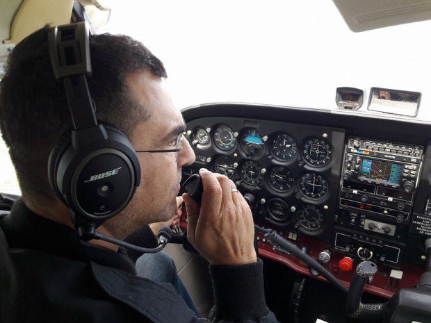 Mihai Margineanu pilot