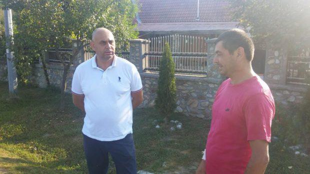 Sorin Bucurescu (s) și Cristi Armegioiu